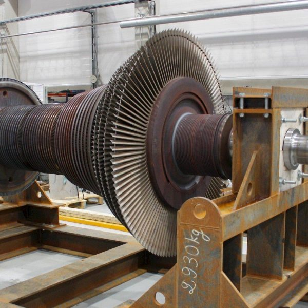 Laser cladding in energy industry