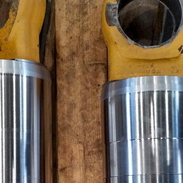 Laser cladding in mining industry