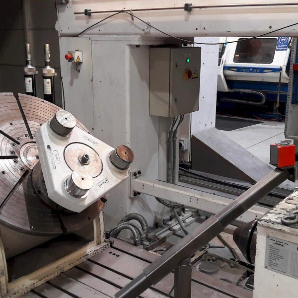 Laser cladding in process industry
